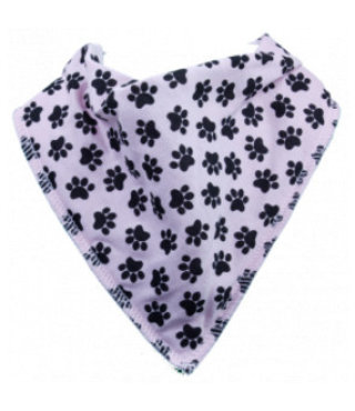 Bandana Bibble Pink Doggy