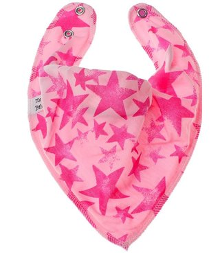 Bandana Bibble Pink Star