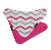 Mum2Mum Fashion Bandana Wonderslab Pink Chevron
