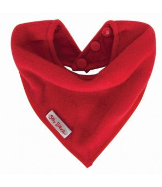 Fleece Bandana Rood