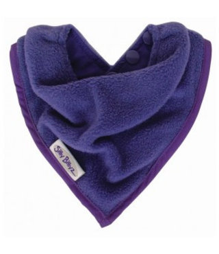Fleece Bandana Paars