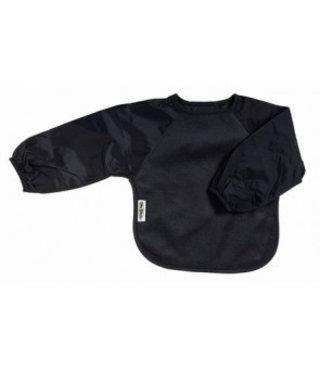 Sleeved Bib Fleece Navy