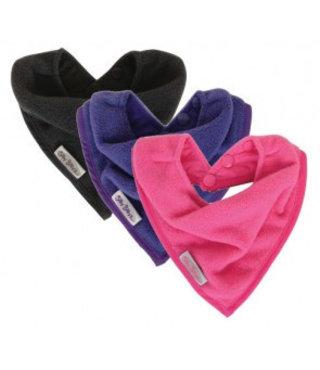 Voordeelpakket: 3x Silly Billyz Bandana Fleece--> kleur naar keuze