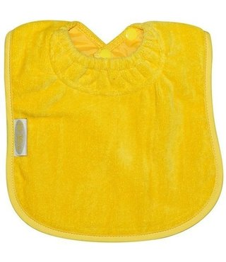 Snuggly Towel Yellow