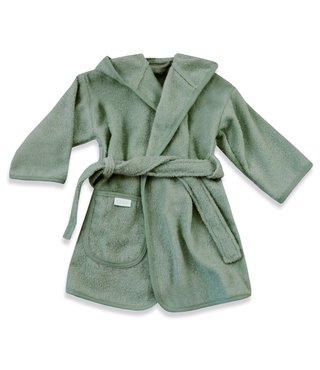 Badjas Stone green