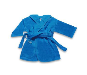 Funnies Badjas blauw/turquoise