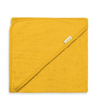 Hooded Towel Ochre