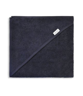 Hooded Towel Navy