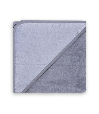 Hooded Towel Antracite grey