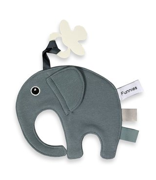 Elephant Ollie Grey/ blue