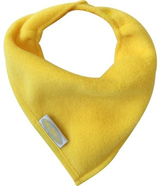 Katoen Bandana geel