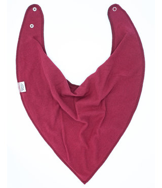 Bandana Bibble Bordeaux
