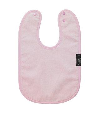 Standard Bib  Baby Pink