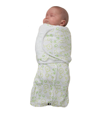 Mum2Mum Summer Dream Swaddle Large Green