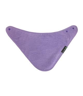 Youth Bandana Bib Purple