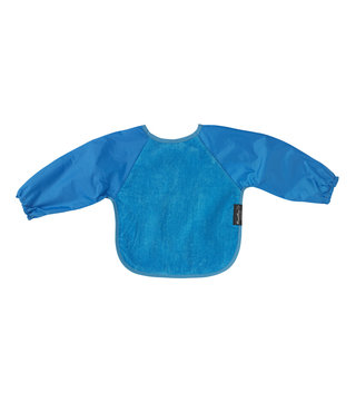Sleeved Bib Large Teal