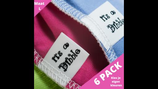 Shop nu onze bandana bibble met een mooie korting!