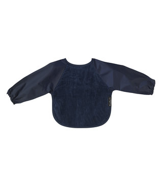 Mouwslab Large Navy