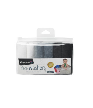 Face Washers Marble