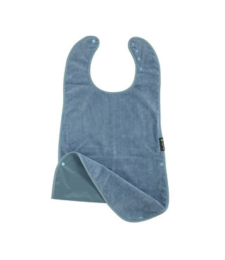 Plus Range Supersized Feeding Apron Denim