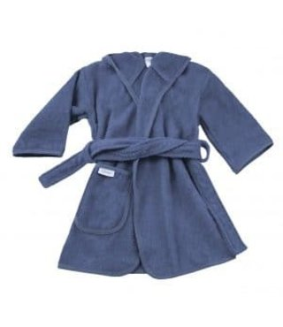Badjas Silk Blue
