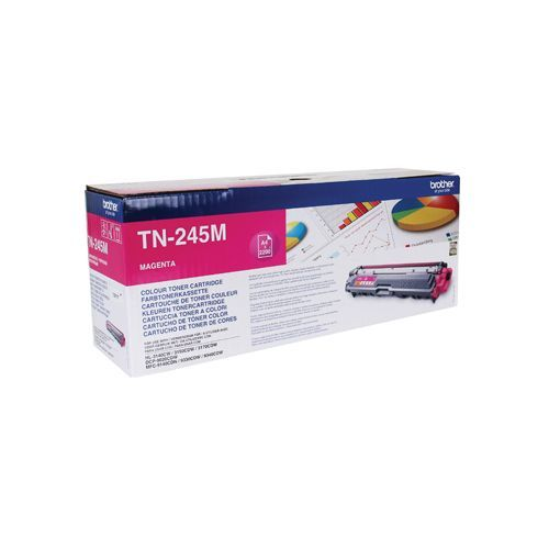 Brother Brother TN-245M toner magenta 2200 pages (original)