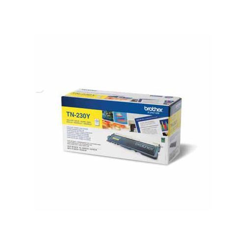 Brother Brother TN-230Y toner yellow 1400 pages (original)