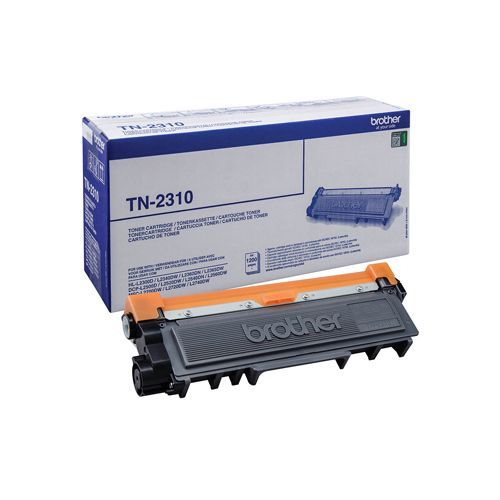 Brother Brother TN-2310 toner black 1200 pages (original)