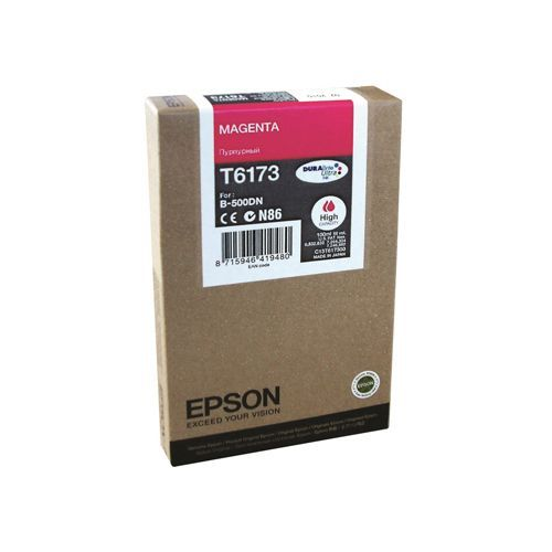 Epson Epson T6173 (C13T617300) ink magenta 7000 pages (original)