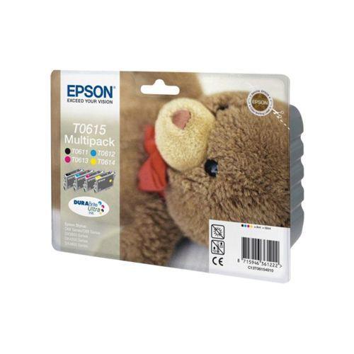 Epson Epson T0615 (C13T06154010) multipack 4x250p (original)