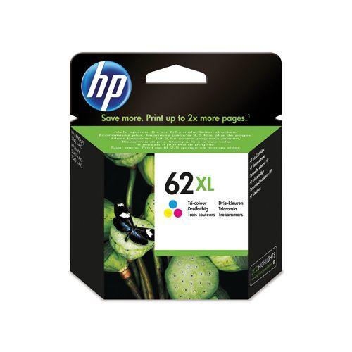 HP HP 62XL (C2P07AE) ink color 415 pages (original)