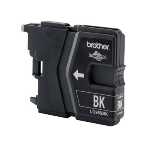 Brother Brother LC-985BKBP2 duopack black 2x300 pages (original)