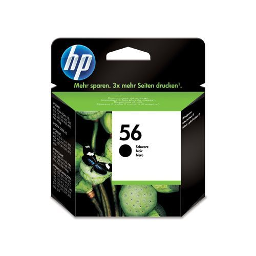 HP HP 56 (C6656AE) ink black 520 pages (original)