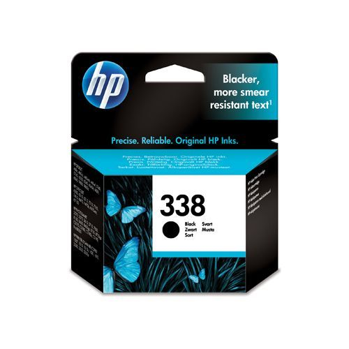 HP HP 338 (C8765EE) ink black 450 pages (original)
