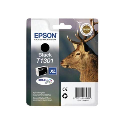 Epson Epson T1301 (C13T13014010) ink black 945 pages (original)