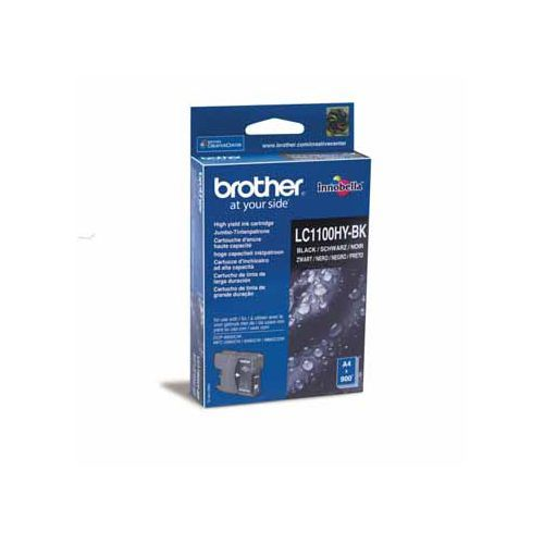 Brother Brother LC-1100HYBK ink black 900 pages (original)