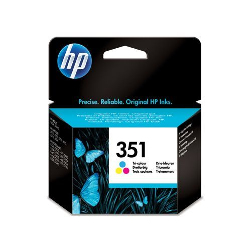 HP HP 351 (CB337EE) ink color 170 pages (original)
