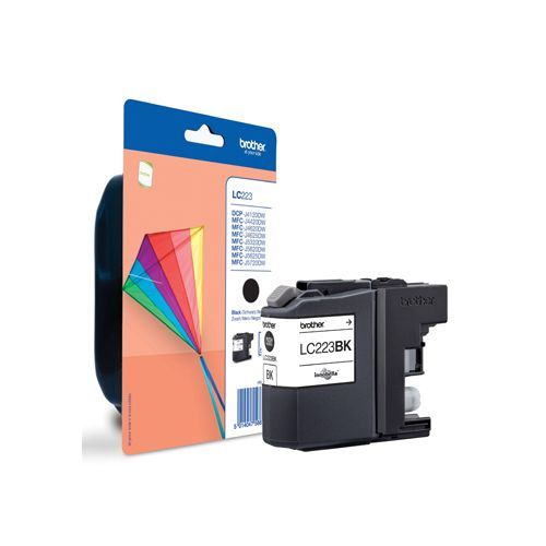 Brother Brother LC-223BK ink black 550p pages (original)