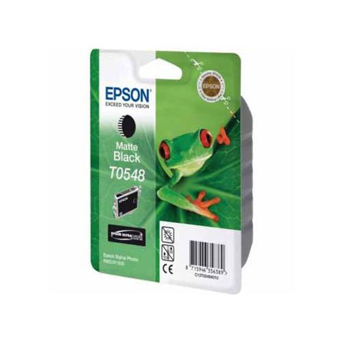 Epson Epson T0548 (C13T05484010) ink matte black 550p (original)