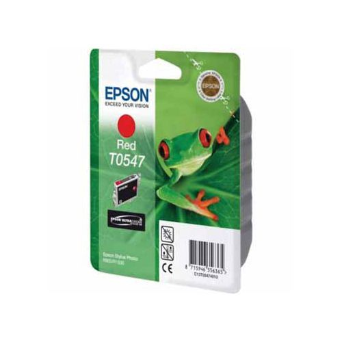 Epson Epson T0547 (C13T05474010) ink red 400 pages (original)