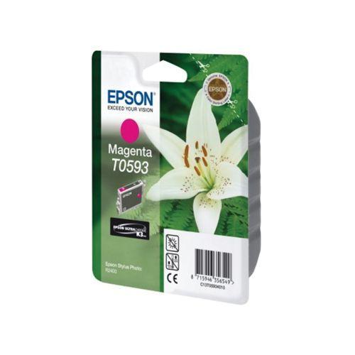 Epson Epson T0593 (C13T05934010) ink magenta 520 pages (original)