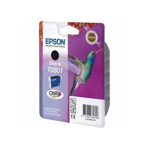 Epson Epson T0801 (C13T08014011) ink black 300 pages (original)