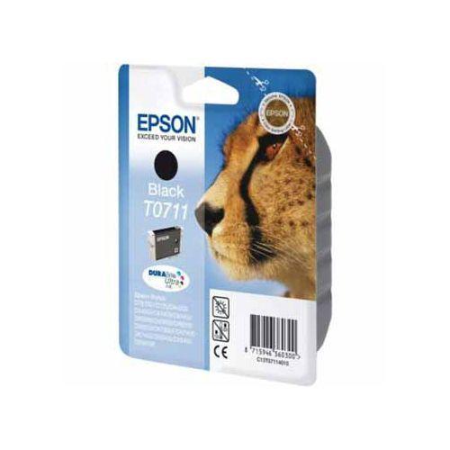 Epson Epson T0711 (C13T07114012) ink black (original)