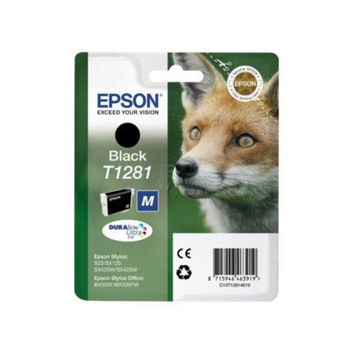 Epson Epson T1281 (C13T12814010) ink black 170 pages (original)