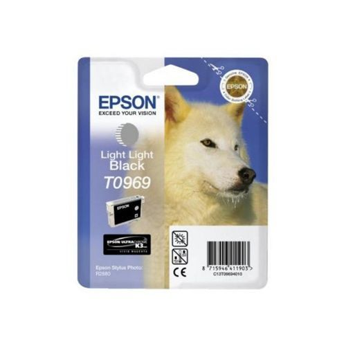 Epson Epson T0969 (C13T09694010) ink light black 6065p (original)