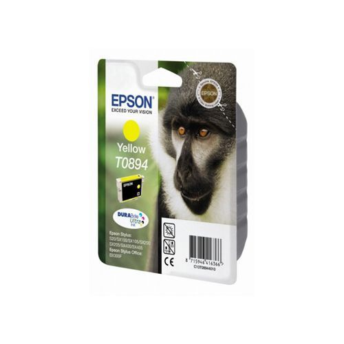 Epson Epson T0894 (C13T08944010) ink yellow 225 pages (original)