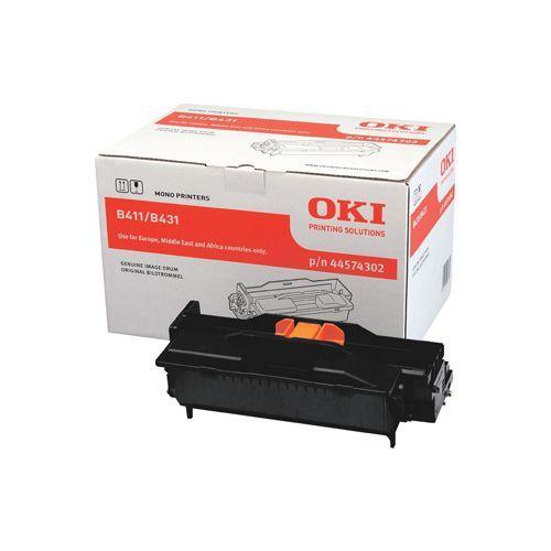 OKI OKI 44574302 drum black 25000 pages (original)
