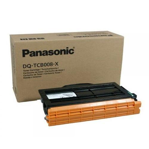 Panasonic Panasonic DQ-TCB008X toner black 8000 pages (original)