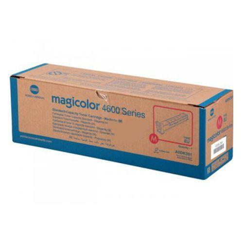 Minolta Minolta A0DK351 toner magenta 4000 pages (original)