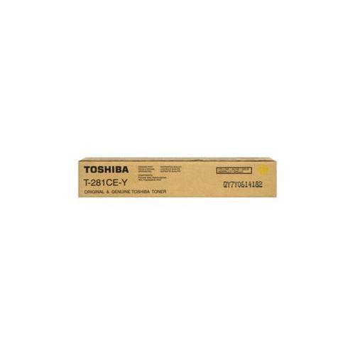 Toshiba Toshiba T-281CEY (6AG00000843) toner yellow 10K (original)